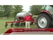 凱斯Nutri-Placer2800系列液肥機介紹