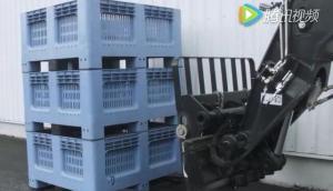 Manitou公司多功能裝載機-作業視頻
