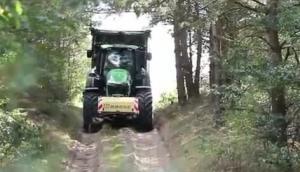 克罗尼ZX560农用拖车-产品介绍