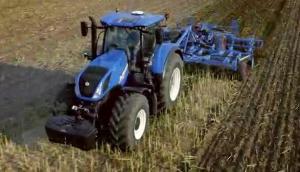 紐荷蘭T7.315拖拉機官方宣傳片