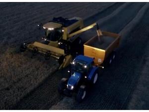 紐荷蘭TC5000系列收割機-作業視頻