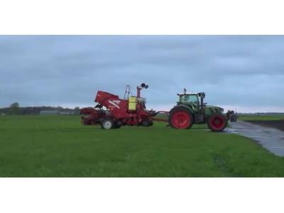 格立莫GL860牵引式马铃薯播种机