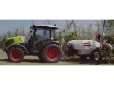 克拉斯2017新款NEXOS园林拖拉机