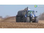 纽荷兰RTK精准农业系统