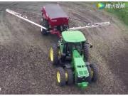 Salford公司8600型喷杆式厩肥喷洒机-作业视频