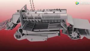 维美德BC系列联合收割机