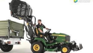 約翰迪爾X950R柴油割草機