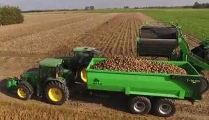 AVR公司Spirit9200馬鈴薯收獲機