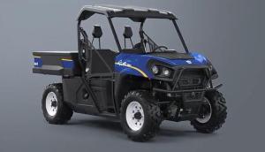 紐荷蘭Rustler850農用四輪車簡介