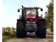 麦赛福格森MF8737拖拉机