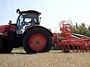 久保田新款M7001系列拖拉机