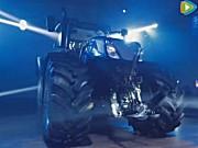 纽荷兰T7拖拉机唯美宣传片