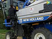 纽荷兰Braud7030M和8030L蓝莓收获机