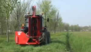 馬斯奇奧PALMA系列對刀式草坪修剪機