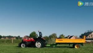 莊稼漢Trans-EX5T自卸拖車