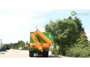 莊稼漢Drakkar係列拖車擴展絞龍裝置