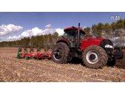 凱斯2104拖拉機+格蘭5鏵犁---翻地利器