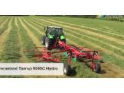 格兰9590C Hydro液压驱动旋转式搂草机