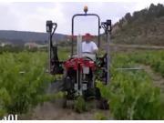 VineTech公司8390自走式葡萄收獲機