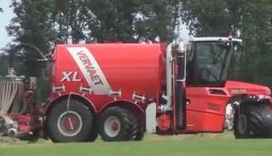 Vervaet公司液態肥施肥機