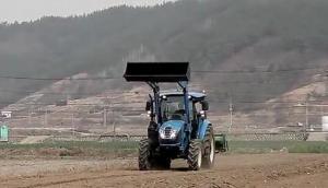 樂星XP系列拖拉機