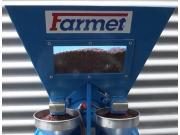 Farmet公司葡萄籽壓榨機