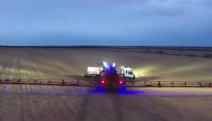 Agrifac公司噴藥機創造世界紀錄