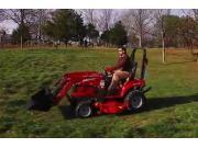麥賽福格森GC1700系列拖拉機介紹