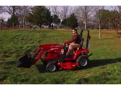 麦赛福格森GC1700系列拖拉机介绍