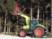 Fliegl公司树木修剪机作业视频