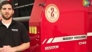 麦赛福格森HESSTON1700系列圆捆打包机简介