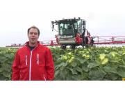 Agrifac公司喷药机用户采访