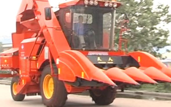 天人玉米收獲機操作指南維修保養常見故障