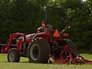 麦赛福格森2700E系列园林拖拉机