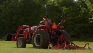 麥賽福格森2700E系列園林拖拉機