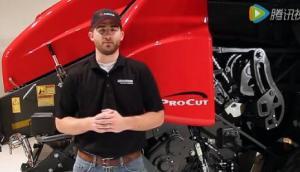 麦赛福格森2200系列打包机ProCut系统特点简介