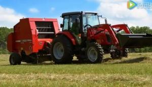 麦赛福格森4600M系列拖拉机