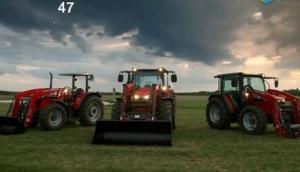 麦赛福格森4700/5700/6700全球系列拖拉机