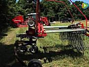 麦赛福格森RK系列旋转式搂草机讲解