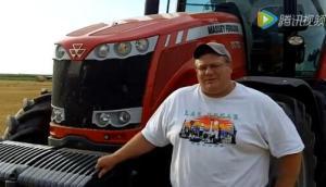 麥賽福格森8670拖拉機客戶評價