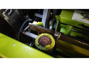 科乐收(CLAAS) JAGUAR系列青贮机磨刀石调整