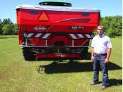 库恩公司Axis系列撒肥机产品介绍