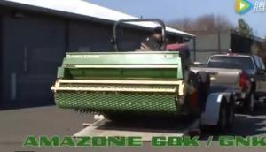 阿玛松utf-8/GNK系列草坪播种机