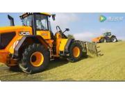 杰西博435S欧四排放轮式农业装载机