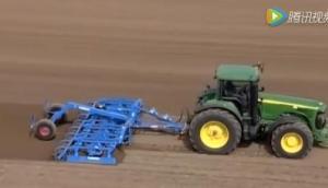 德国LEMKEN Kompaktor系列整地机碎土系统作业视频