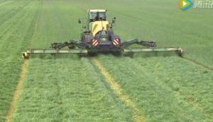 克罗尼BiG M 500割草机作业视频