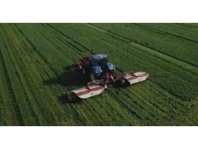 库恩公司FC10030前置割草机-产品介绍视频