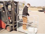 Fliegl公司升降机作业视频