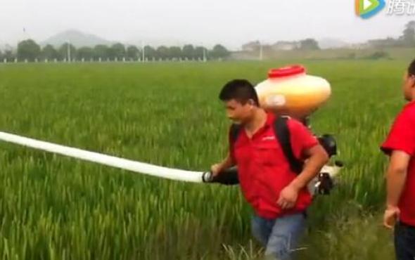 丸山MD8026撒肥视频