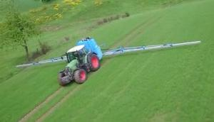 德国LEMKEN背负式喷药机宣传视频